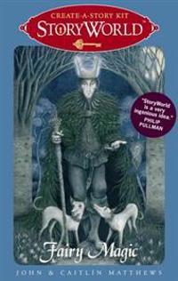Storyworld: Fairy Magic: Create-A-Story Kit