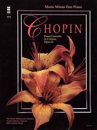 Chopin - Concerto in F Minor, Op. 21: 2-CD Set
