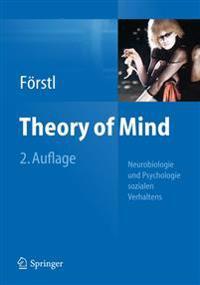 Theory of Mind: Neurobiologie Und Psychologie Sozialen Verhaltens