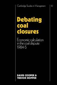 Debating Coal Closures