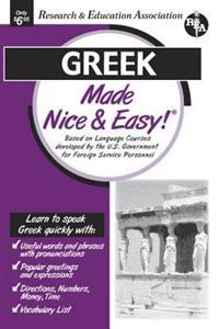 Greek Made Nice & Easy!