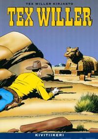 Tex Willer kirjasto 15