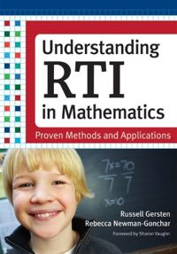 Understanding RTI in Mathematics