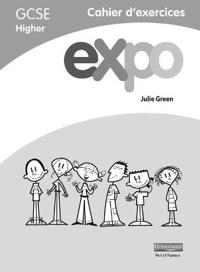 Expo (aqa&ocr) gcse french higher workbooks (pack of 8)