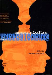 Communication: understanding/misunderstanding vol:1-3
