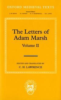 The Letters of Adam Marsh