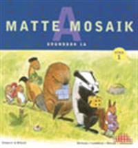 Matte Mosaik 1 Grundbok 1A