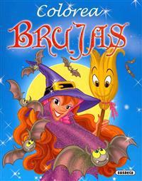 Colorea brujas y hadas / Color Witch and Fairies