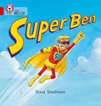 Super ben - band 02b/red b