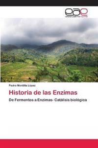 Historia de Las Enzimas