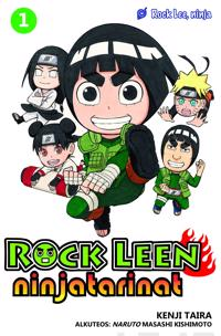 Rock Leen ninjatarinat 1