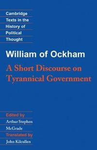A Short Discourse on the Tyrannical Government