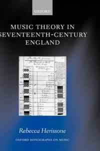 Music Theory in Seventeenth-Century England