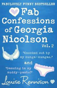 Fab Confessions of Georgia Nicolson (3 and 4)