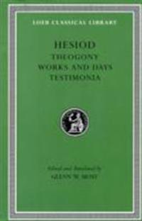 Hesiod: Theogony/Works and Days/Testimonia