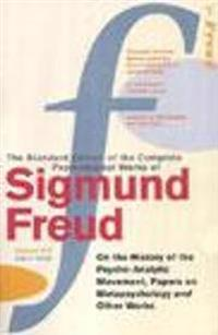 Complete Psychological Works Of Sigmund Freud, The Vol 14