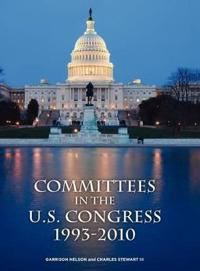 Committees in the U.S. Congress 1993-2010