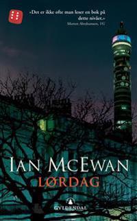Lørdag - Ian McEwan | Inprintwriters.org
