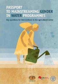 Passport to Mainstreaming Gender in Water Programmes