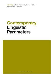 Contemporary Linguistic Parameters