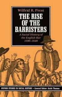 The Rise of the Barristers