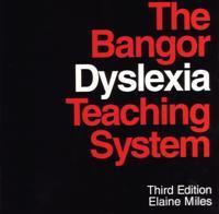 Bangor dyslexia teaching system