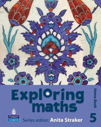 Exploring maths: Tier 5 Home book
