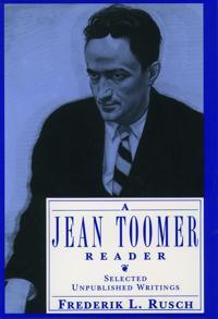 A Jean Toomer Reader