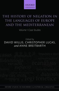 The History of Negation in the Languages of Europe and the Mediterranean