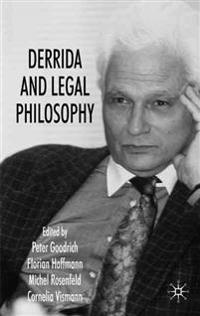 Derrida and Legal Philosophy