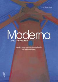 Moderna organisationer - trender inom organisationstänkandet vid millennieskiftet