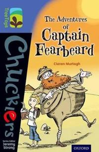 Oxford reading tree treetops chucklers: level 17: the adventures of captain