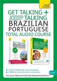Get Talking + Keep Talking Brazilian Portuguese