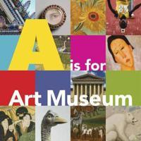 A is for Art Museum - Katy Friedland - böcker (9781592139637)     Bokhandel