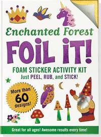Large Foil It! Enchanted Forest