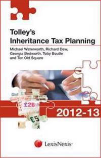 Tolley's Inheritance Tax Planning