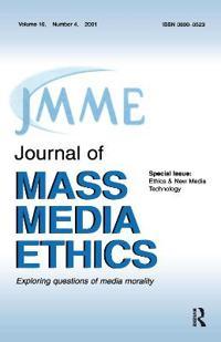 Journal of Mass Media Ethics 2001