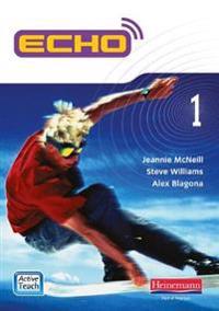 Echo 1 ActiveTeach CD-ROM