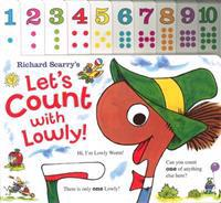Richard Scarry: Let's Count with Lowly