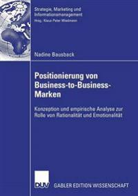 Positionierung von Business-to-Business-marken
