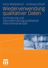 Wiederverwendung Qualitativer Daten