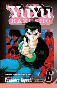 Yuyu Hakusho, Vol. 6