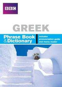 BBC Greek Phrase Book & Dictionary