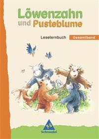 Löwenzahn und Pusteblume. Leselernbuch. Gesamtband