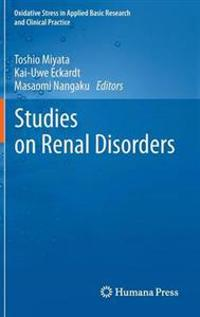 Studies on Renal Disorders