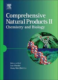 Comprehensive Natural Products II: Chemistry and Biology