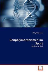 Genpolymorphismen Im Sport
