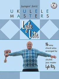 Lyle Lite: 16 Easy Chord Solos [With CD]