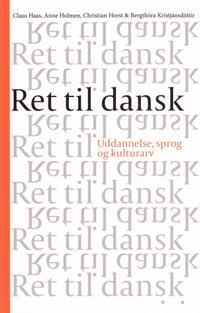Ret til dansk