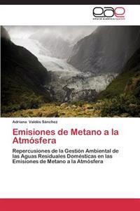 Emisiones de Metano a la Atmosfera